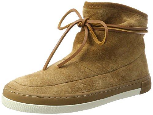 N30 Hohe Sneaker, Braun Oak Brown-Off White, 40 EU ()
