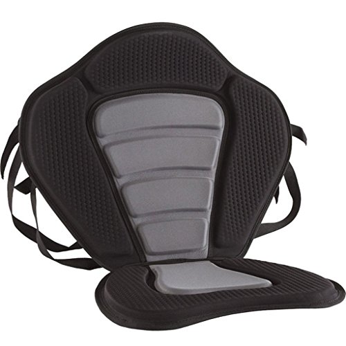Kanusitz mit abnehmbarer Rückenlehne im Test plus Leistungsübersicht - 6