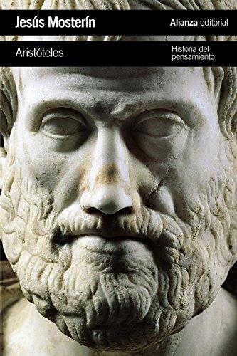 Aristóteles: Historia del pensamiento (El Libro De Bolsillo - Humanidades) por Jesús Mosterín
