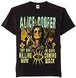 Alice Cooper Men Graveyard Short Sleeve T-Shirt