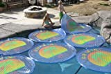 Solar Sun rings x 5 Solar Swimming pool cover