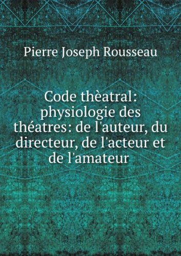 Code thÚatral