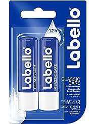 Labello Duo Classic Care - 2 packs de 2 unités