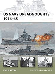 US Navy Dreadnoughts 1914-45 (New Vanguard, Band 208)