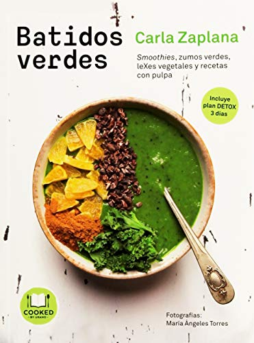 Batidos verdes (Cooked by Urano)