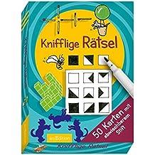 Knifflige Rätsel (50 Karten)