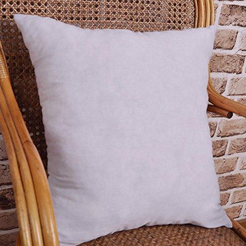 habe frais coton Taie d'oreiller Taie d'oreiller Core de haute qualité perle coton Remplissage Bonne élasticité, 70*70cm