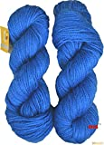 #7: Vardhman Mohir Plus Blue 300 gm