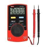 DyNamic UNI-T UT120A Super Slim Meter Tasche Handheld Digital Multimeter DC/AC Spannung Widerstand Frequenz Tester
