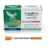 Insulinspritze 0,5 ml Extrafeine G30 30 100 IU Spritzen