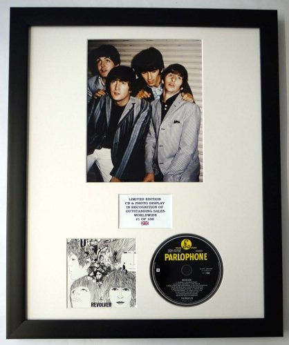 Used, THE BEATLES/PHOTO & CD DISPLAY LTD. EDITION OF THE for sale  Delivered anywhere in UK