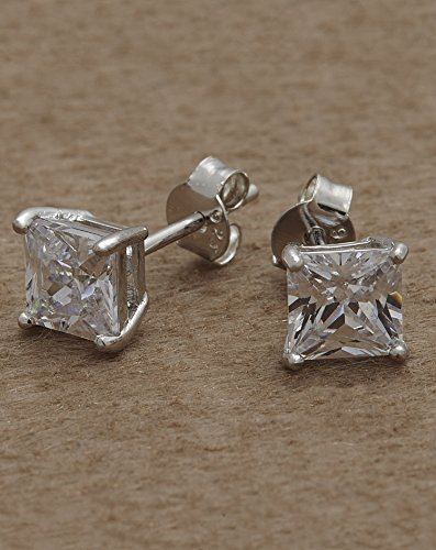 eec6848e3efec9 ARISIDH Fancy A+ Zirconia Trendy 92.5 Pure Sterling Silver single ...