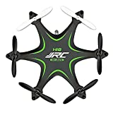 3D Flip Rollover RC Aircraft Drone, Megadream JJRC-H18 Nano 6 Axis Gyro 360 Degree Rotation Flips Quadcopter Toy RTF 4CH Headless Mode Quad Copter with 2.4Ghz Wireless Remote Control & LED Light for Night Flying