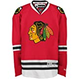 Reebok Chicago Blackhawks Premier NHL Jersey Home