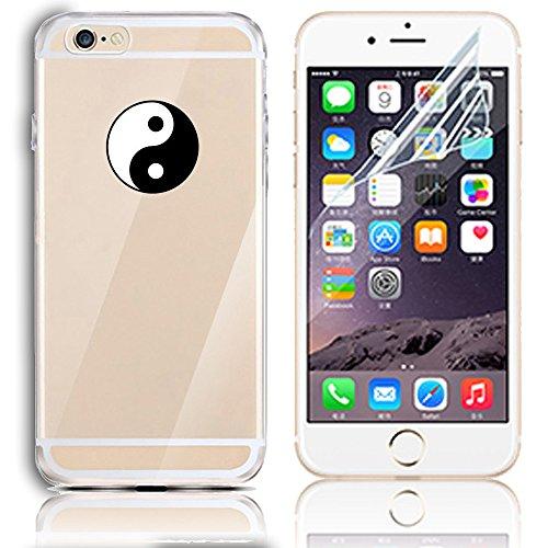 Cover iphone 6 plus, Sunroyal® [Protezione goccia]