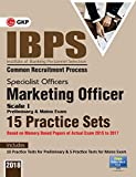 IBPS 2019: Specialist Officers Marketing Officer Scale I (Preliminary & Main) 15 Practice Sets