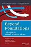 Beyond Foundations: Developing as a Master Academic Advisor (2016-09-19)
