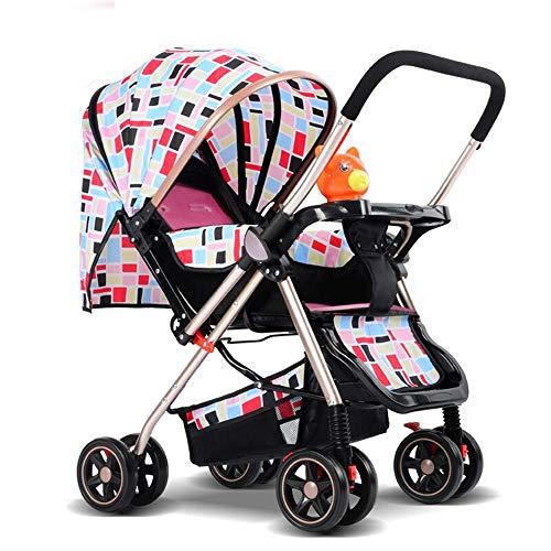 DYFAR Kinderwagentasche für Flugreisen Joie, leichtes One-Step-Design zum Öffnen und Zusammenklappen Leichter und kompakter Sportkinderwagen mit Kinderwagen Leichter Kinderwagen, 1