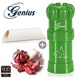 Genius - Knoblauch-Schneider G5 - Set 2tlg grün