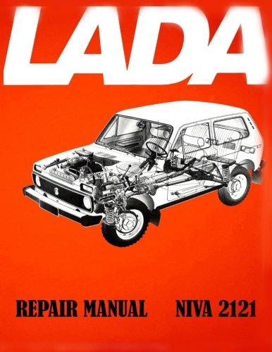 Lada Niva 2121  Repair Manual por Toly Zaychikov