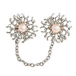 OULII Broches de Perlas...
