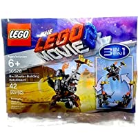 LEGO The Movie 2 Mini Master-Building MetalBeard Polybag Set 30528