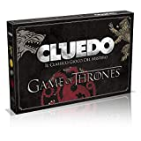 Winning Moves-Il Trono di Spade Cluedo Game of Thrones, WM027410
