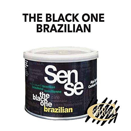Enthaarungs-Schwarzwachs 400 ml - Der Schwarze Brasilianer - Sense