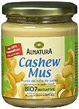 Alnatura Bio Cashewmus, vegan, 250 g