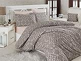 Kaisareia Home Design ### Jersey Bettwäsche 155x220 cm aus Baumwolle