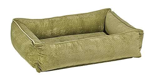Bowsers Urban Lounger Hundebett, Medium, Green Apple