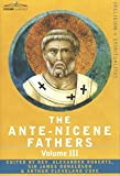 [(The Ante-Nicene Fathers : The Writings of the Fathers Down to A.D. 325 Volume III Latin Christianity: Its Founder, Tertullian -Three Parts: 1. a)] [Edited by Reverend Alexander Roberts] published on (May, 2007)