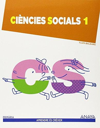 Ciències socials 1. (Aprendre és créixer) - 9788467846959