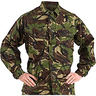 BRITISH ARMY ISSUE SOLDIER 95 ISSUE LIGHT COMBAT JACKET/SHIRT (L.ARGE)