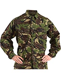BRITISH ARMY ISSUE SOLDIER 95 ISSUE LIGHT COMBAT JACKET/SHIRT