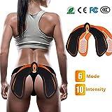 ATETION Hips Trainer Electrostimulateurs fessier,Intelligent Portable Massage pour Aider à Façonner Le Muscle et à Sculpter Les...