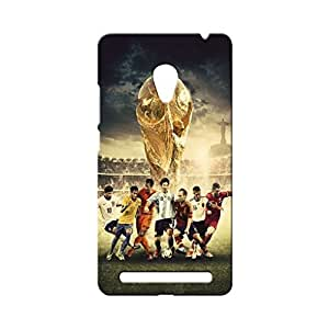 G-STAR Designer Printed Back case cover for Asus Zenfone 6 - G3338