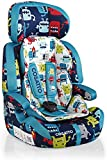 Cosatto Zoomi 123 Car Seat, Cuddle Monster 2 - Blue