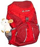 VAUDE Ayla - Pequeña mochila para niños - 6 litros, 29 x 21 x 12 cm, color rojo