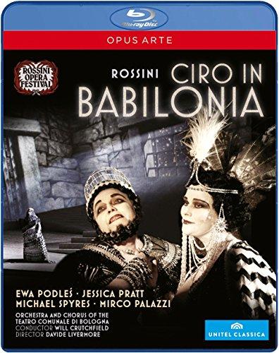 Rossini: Ciro in Babilonia (Rossini Opera Festival, Pesaro, 2012) [Blu-ray] Preisvergleich