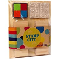 Seedling My Stamp City Kit by Seedling