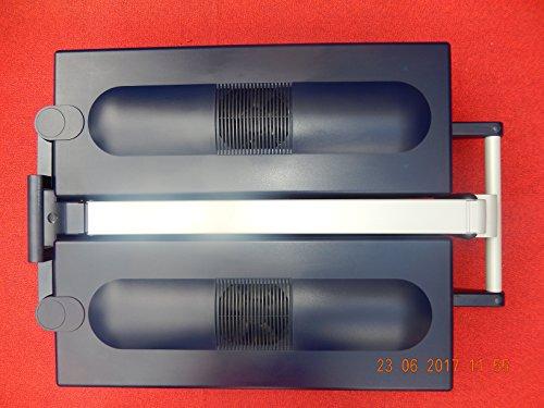 Preisvergleich Produktbild Philips Solarium Philips Sunmobile HP 3701, UV Type: 3 Oberkörperbräuner, Homesun - Sonnenbank mit Brille und Handbuch in Blau