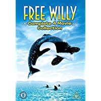 ree Willy 1-4
