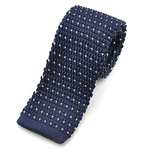 PenSee Cravatta casual uomo, sottile, 5,5cm, modello