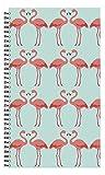 Taschenkalender Youngtimer Flamingo 2018
