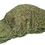 DPPAN Filet de Camouflage Forêt, Brise-Vue Auvent pour Militaire Camping Désert Tournage Chasse Parasol Camouflage...