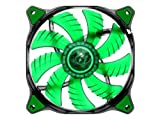 Cougar CFD14HBG 140mm Fan Cooling (Green)