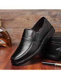 scarpe tela uomo anziano