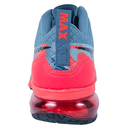 Mens Air Max Uptempo Fuse 360 â??â??Basketball-Schuhe 555006 Grey/Red