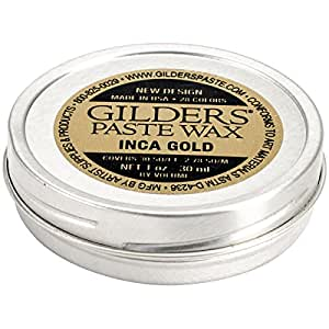 Baroque Art Gilders Paste 1.5 oz-inca or